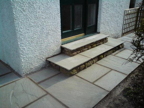 Steps after